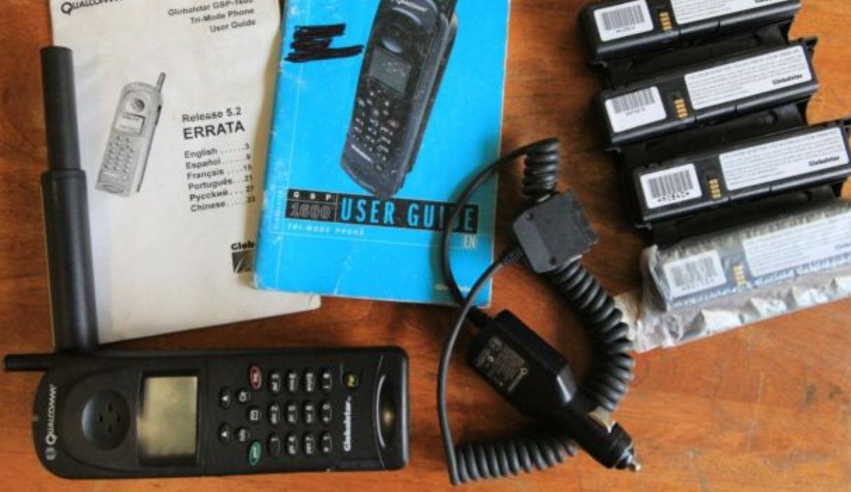 free satellite phone